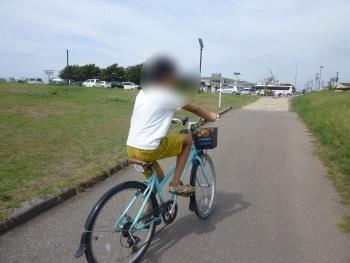 海賊公園 サイクリング